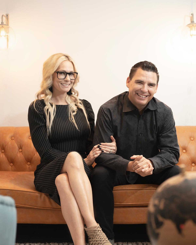 MIke & Mandy Reiszner