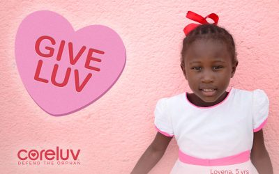 From abandonment to hope, Lovena's story will fill your heart with LUV!