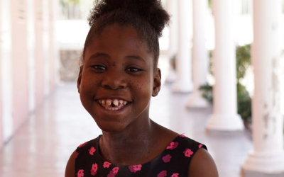 "Meet Cassandra. Today she is properly cared for because someone said, ""Yes."""