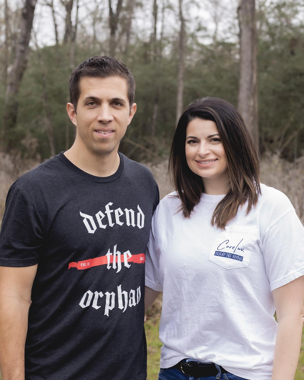 Dustin & Heather Jordy