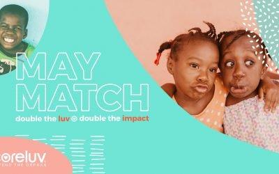 Facebook Fundraiser | May Match 2021