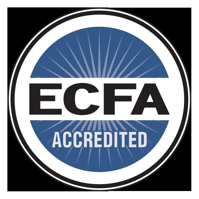 Coreluv is ECFA Accredited