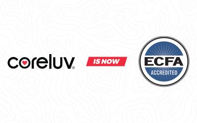 Coreluv is now ECFA accredited!